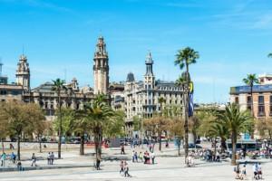 Barcelona Promenade