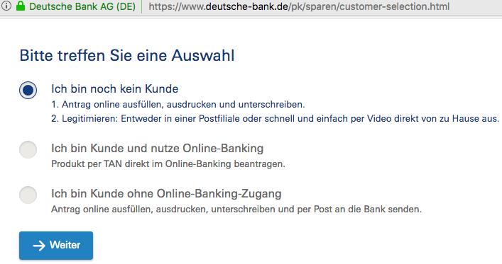 Www Deutsche Bank Onlinebanking De on