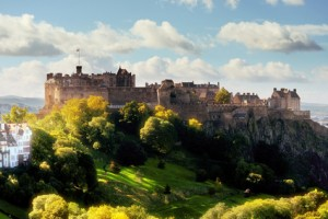 Edinburgh in Schottland