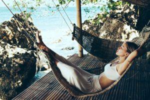 Entspannt im Urlaub