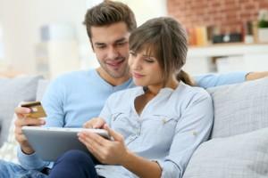 Shopping mit kostenloser Kreditkarte
