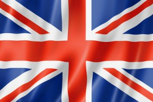 Kreditkarte England