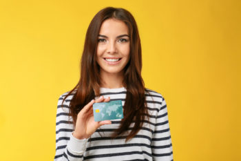 Kreditkarte mit Zusatzleistungen