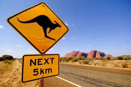 Australien Kreditkarte