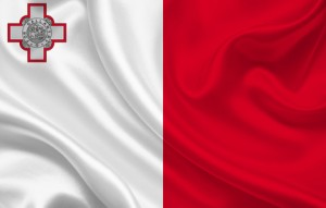 Malta Flagge