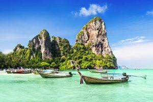 Küste in Thailand