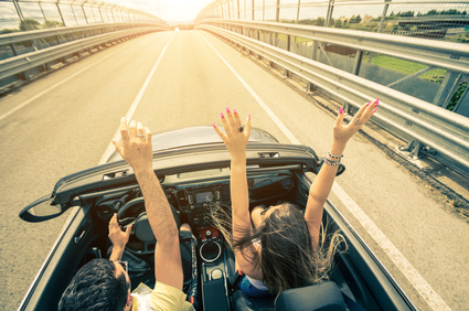 sicherer Urlaub mit Mietwagenversicherung
