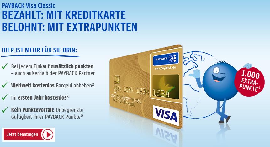 Payback Visa Karte.Payback Kreditkarten Im Vergleich Infos Zum Kreditkartenanbieter