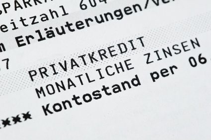 Privatkredit