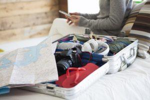 Reise ins Ausland