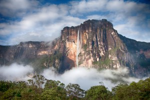 Salto Angel in Venezuela