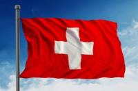 Schweiz Flagge