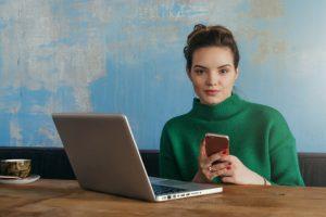 Selbstständige mit Online Girokonto