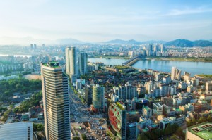 Seoul in Südkorea