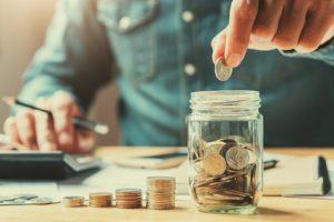 Sparen beim Zweitkonto
