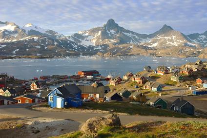 Stadt in Grönland
