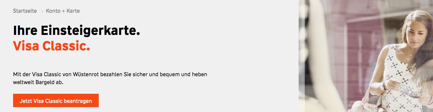 Wüstenrot Direct Kreditkarte (online) beantragen: Ablauf, Dauer ...